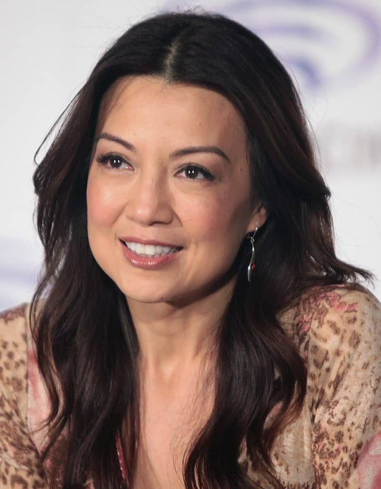 Ming-Na Wen On Marvel's Agents Of Shield - Exclusive Interview