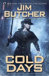 Cold Days Book Review by Jim Butcher