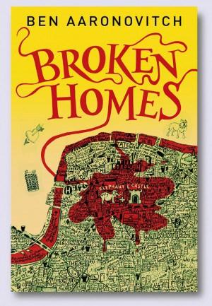 broken homes, 978-0756409609