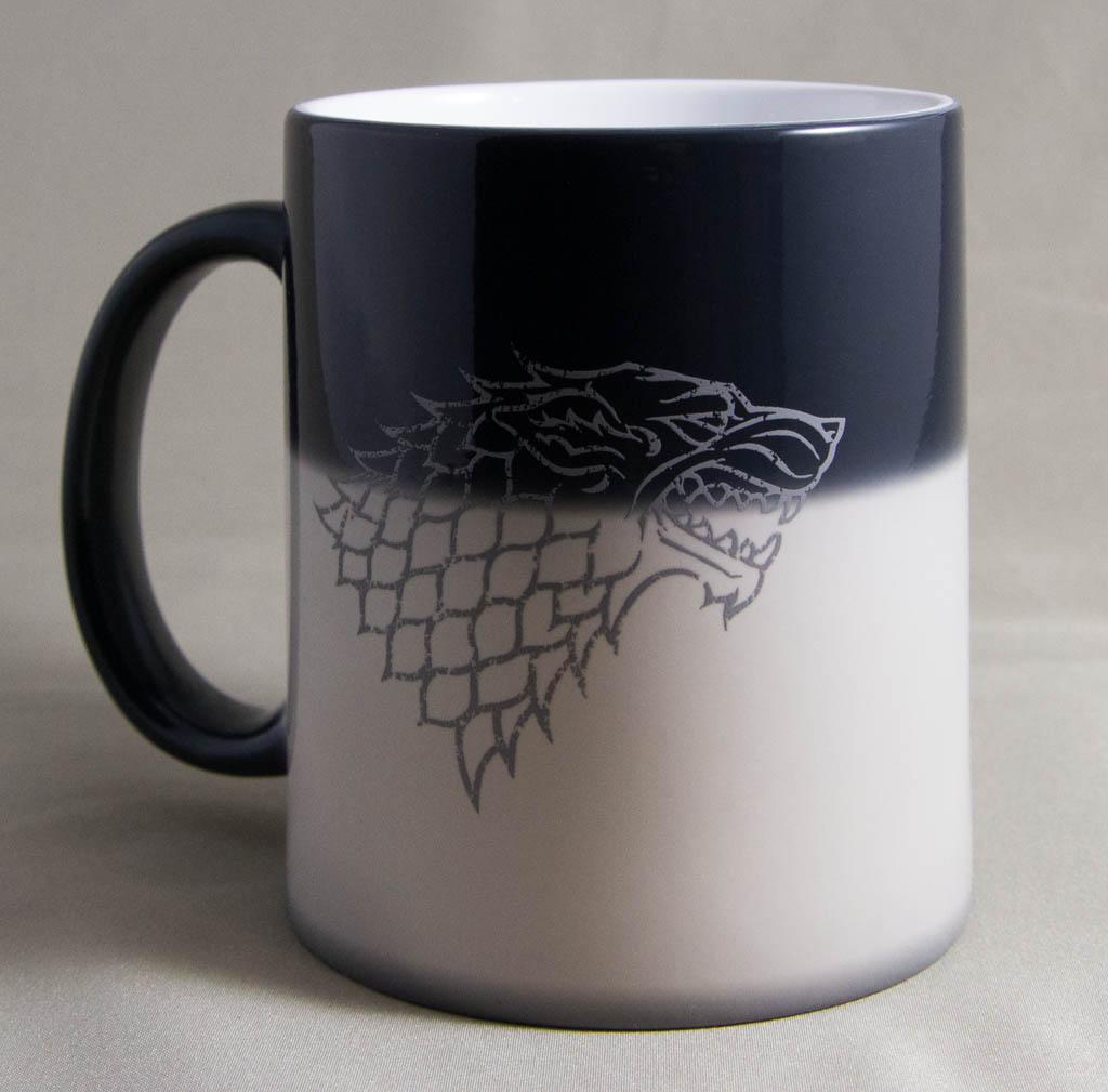 Winter is Coming Heat Sensitive Mug