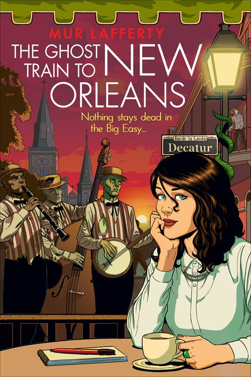 ghost train to new orleans book review