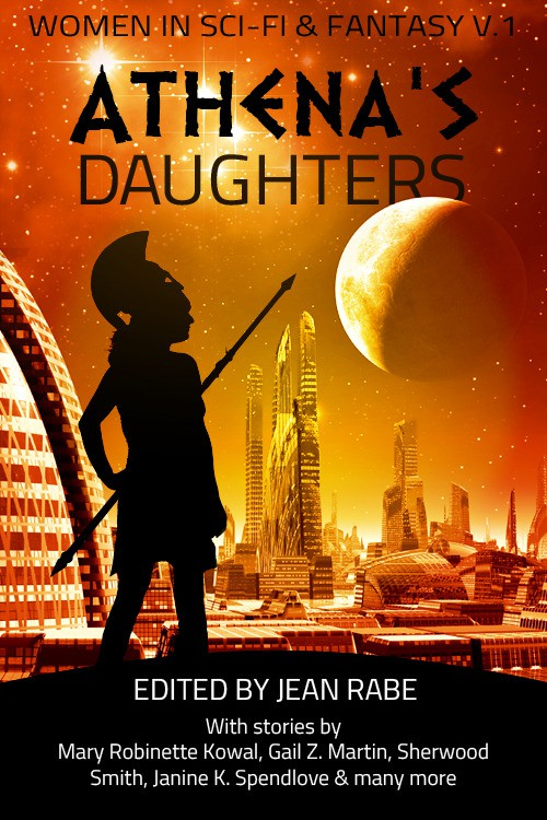 Athena's Daughters, Anthology Book Review