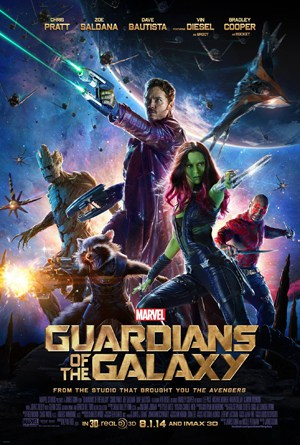 Guardians of the Galaxy - Movie Review