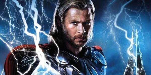 Thor Comic Movie Alien Superhero Marvel